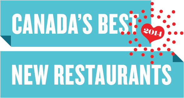 Canada's Best New Restaurants
