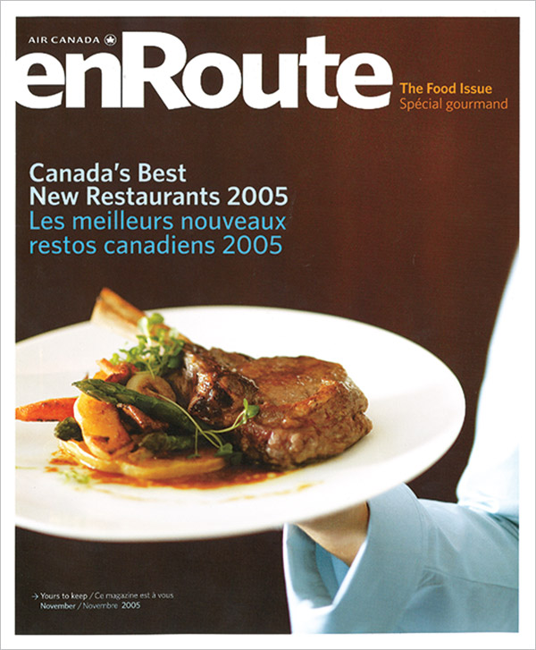 2005 enRoute Magazine Cover