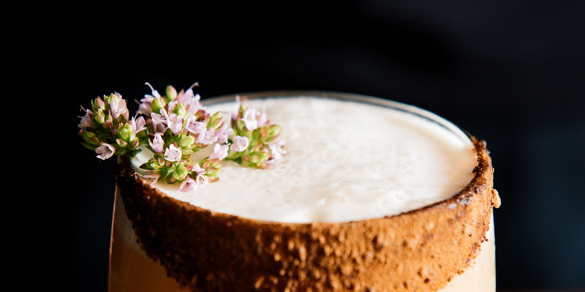 White drink in coconut cocktail of the year canada's best new restaurants 2016