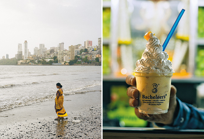 Malabar Hill; Bachelorr's ice cream