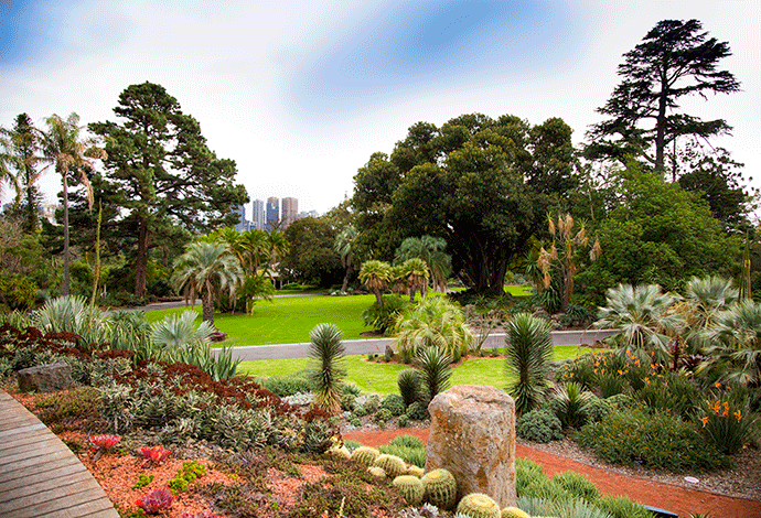 Curtis Stone Insider's Guide to Melbourne, Royal Botanic Gardens