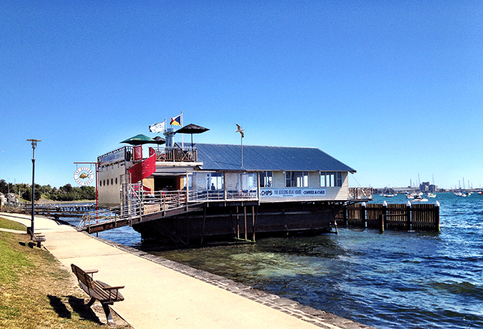 Curtis Stone Melbourne Insider's Guide, Geelong Boat House